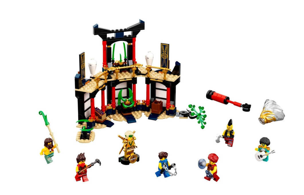 LEGO® NINJAGO® – Tournament of Elements – 71735