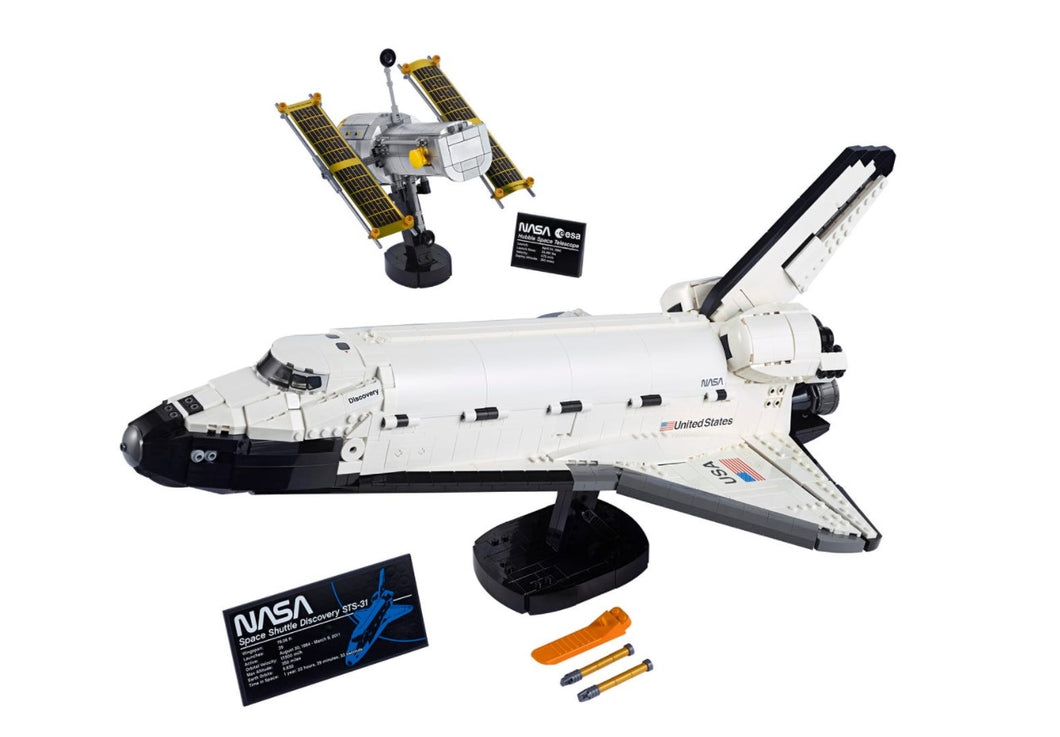 LEGO® – NASA Space Shuttle Discovery - 10283