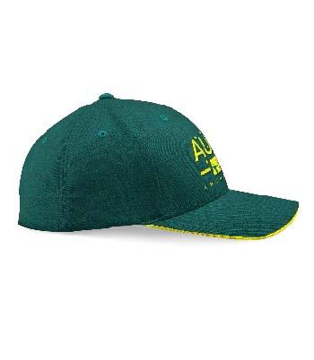 AOC Badminton Adults Cap Green