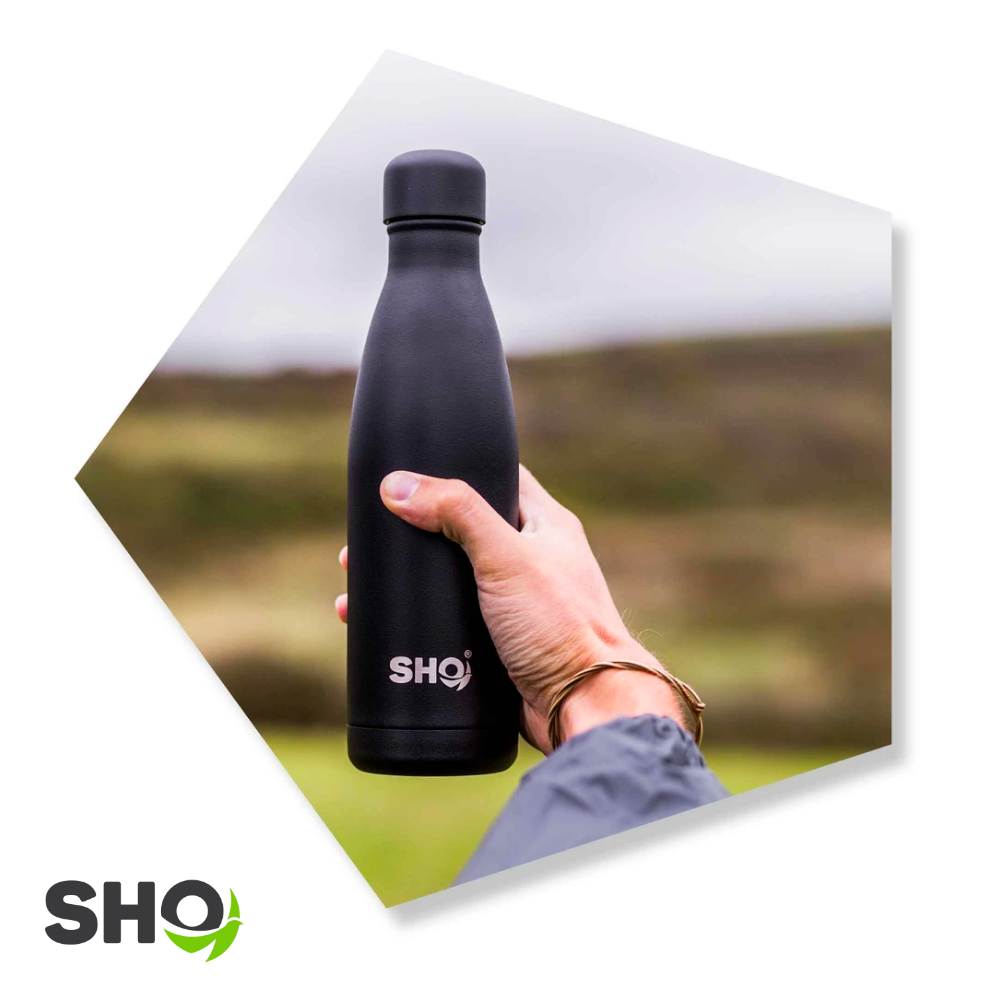 Original 260ml Reusable Water Bottle