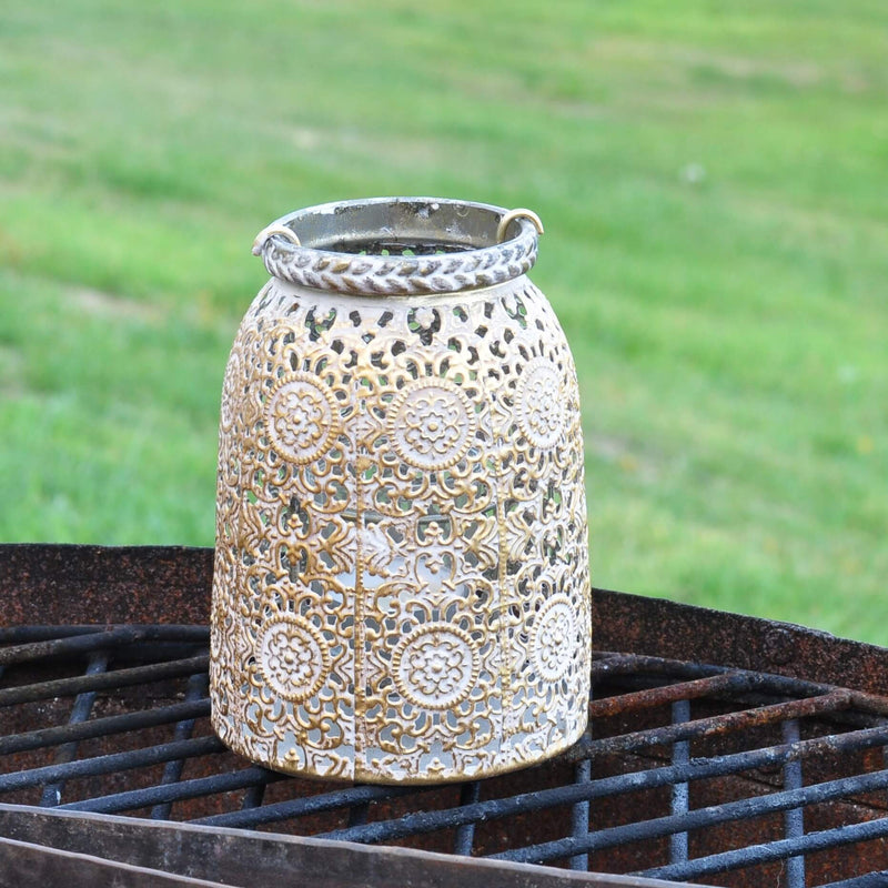 Mustique Tealight Lantern