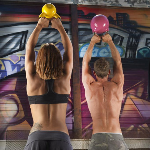 Kettlebells & Weights