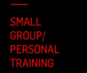 Small Group / Personal Training Bundle