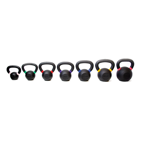 Black Edition Kettlebells