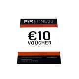PIS Fitness Gift Card