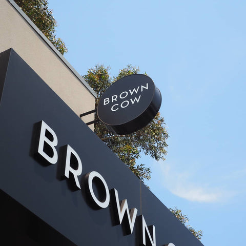 Brown Cow Cafe