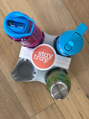 Stay tray 4 Cup Drink Carrier
