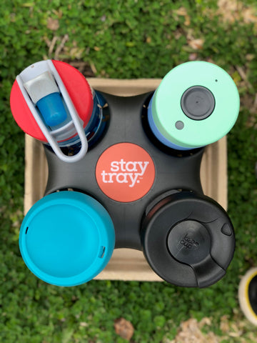 Stay tray Drink Tray