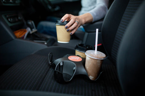 Stay tray Reusable Drinks Tray