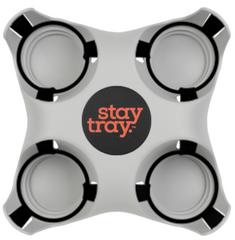 Classic Stay tray 4 Cup Reusable Drinks Tray