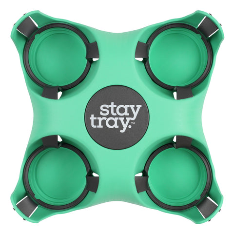 Stay tray Best Seller 'My Shout' Reusable Drinks Tray