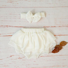 Load image into Gallery viewer, Summer Style Baby Girls Ruffle Short Pant - LittleTheoryCo
