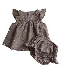 Load image into Gallery viewer, Girl Clothing set European Style Ruffles Designs - LittleTheoryCo