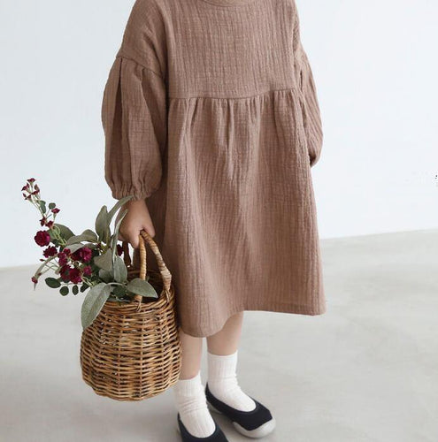 Autumn/Spring Organic cotton Casual and Chic Children Clothes - LittleTheoryCo