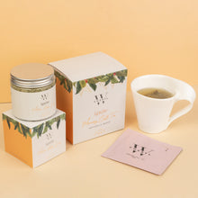 Load image into Gallery viewer, *LIMITED TIME ONLY* Ignite Morning Call Tea & Matcha Latte Body Scrub Bundle with Gift Packaging
