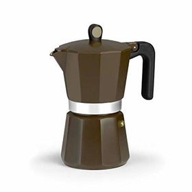 Italiaanse Koffiepot Monix NEW CREAM