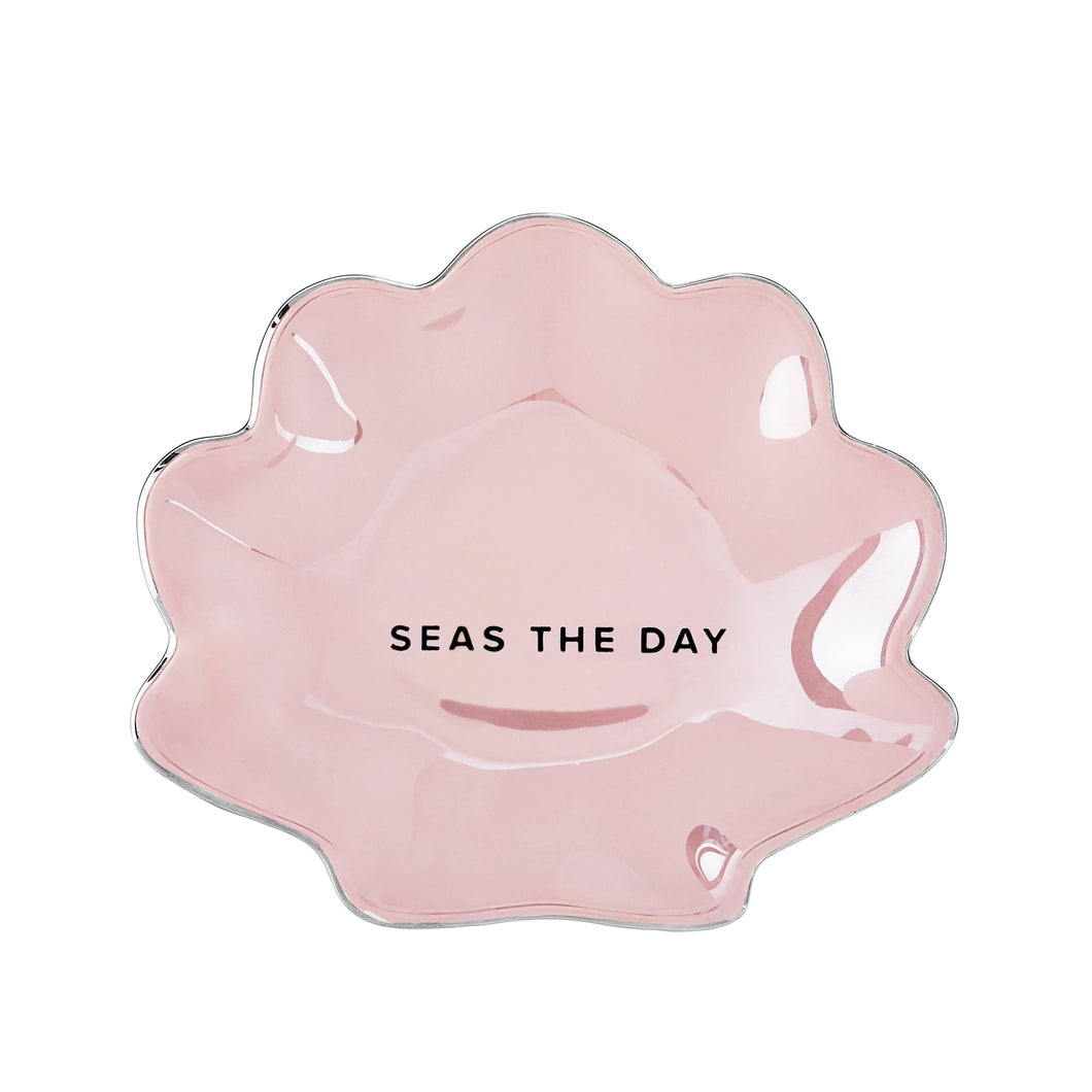 Mermaid Pink Tea Tray by Pinky Up®