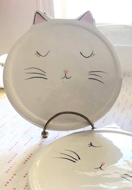 Kitty Plate