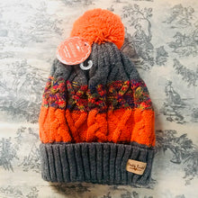 Load image into Gallery viewer, Kid's Plush lined Knit Toque