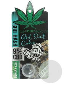 CBD Hash Girls Scout Cookies