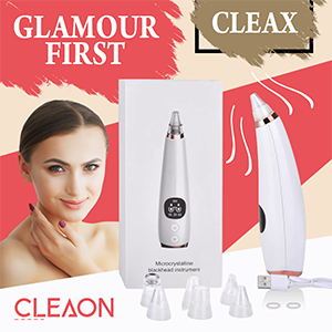 Glamour First | Cleaon