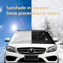 Load image into Gallery viewer, Premium Windshield Snow & Ice Protector