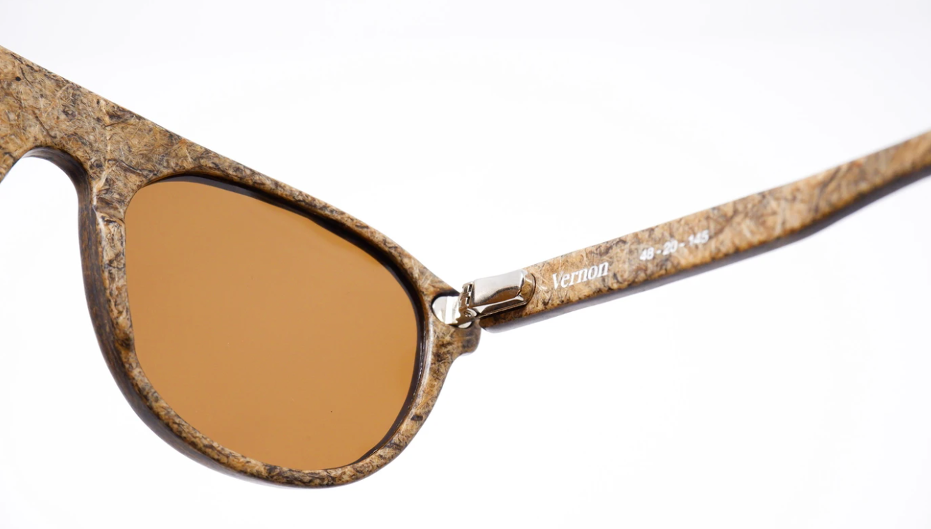 Vernon Brown Sunglasses
