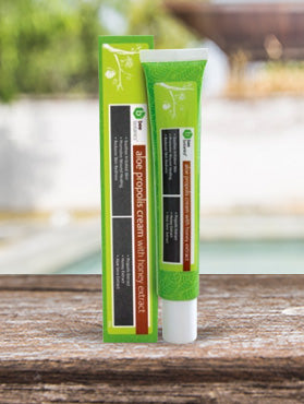 Bee Botanics Bee Botanics Aloe Propolis Cream with Honey Extract (36gr)