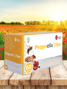 Propoelix Plus (60 Vegekaps)