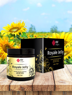 HDI Origins Royale Jelly Liquid (150gr)