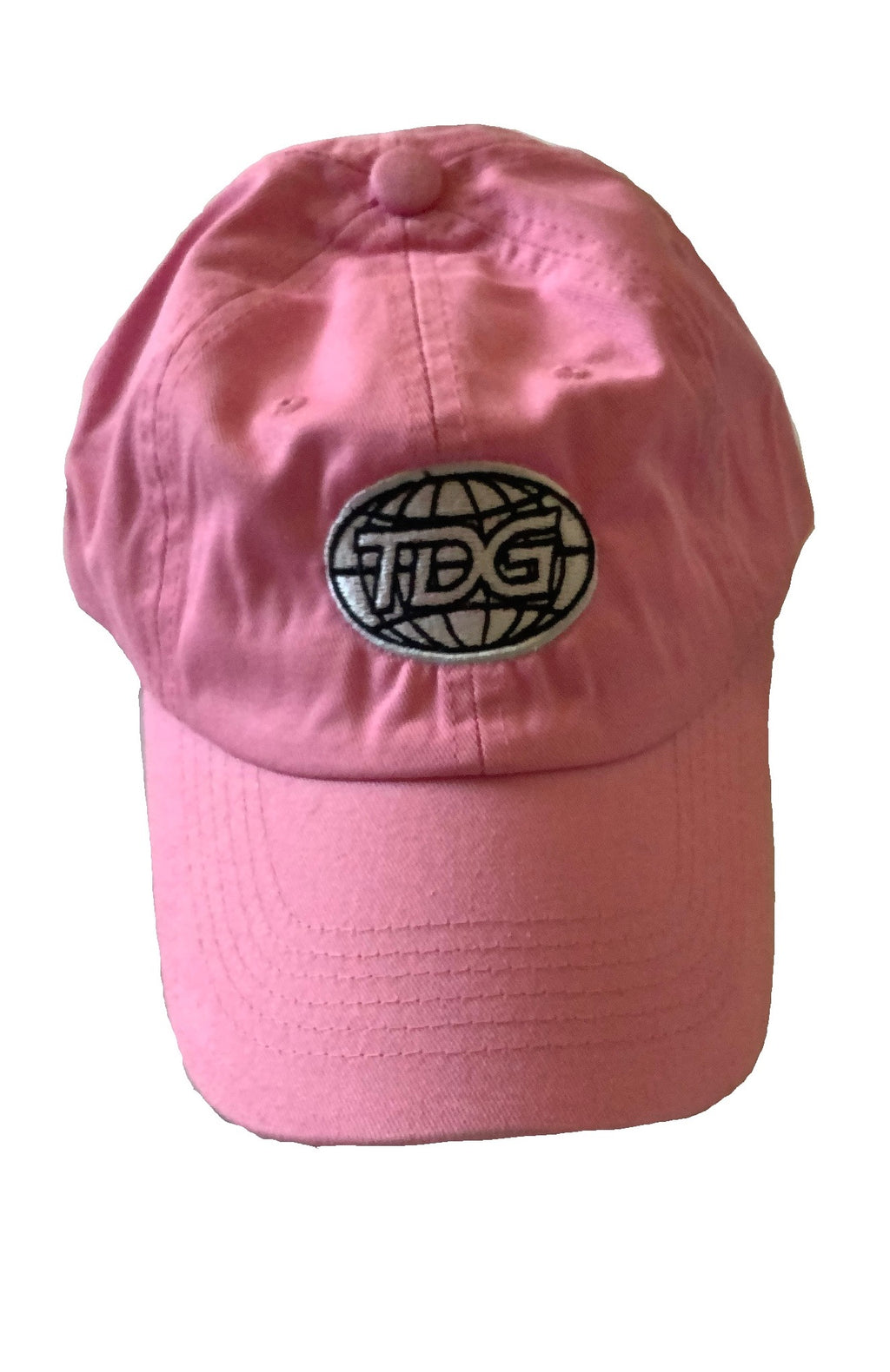 TDG Pink Dad Hat - thedefaultgoods