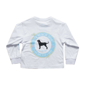 LIL KIDS LIFE OFF THE LEASH LS TEE