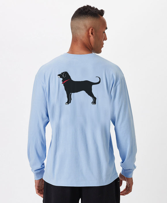MENS PROVINCETOWN HOMEPORT LS TEE