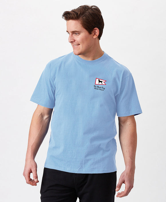 MENS MV HOMEPORT SS TEE
