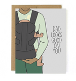 Load image into Gallery viewer, I Love The Man You're Becoming {New Dad Edition}