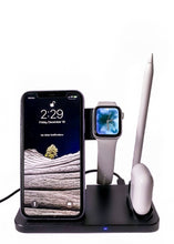 Load image into Gallery viewer, 4 in 1 Wireless Charging Dock Station
