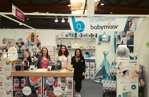 babymoov salon baby de paris