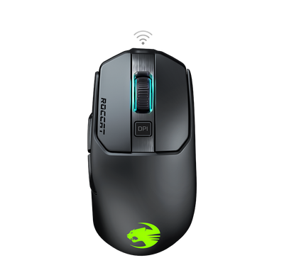 Wireless Titan-Click RGB Gaming Mouse