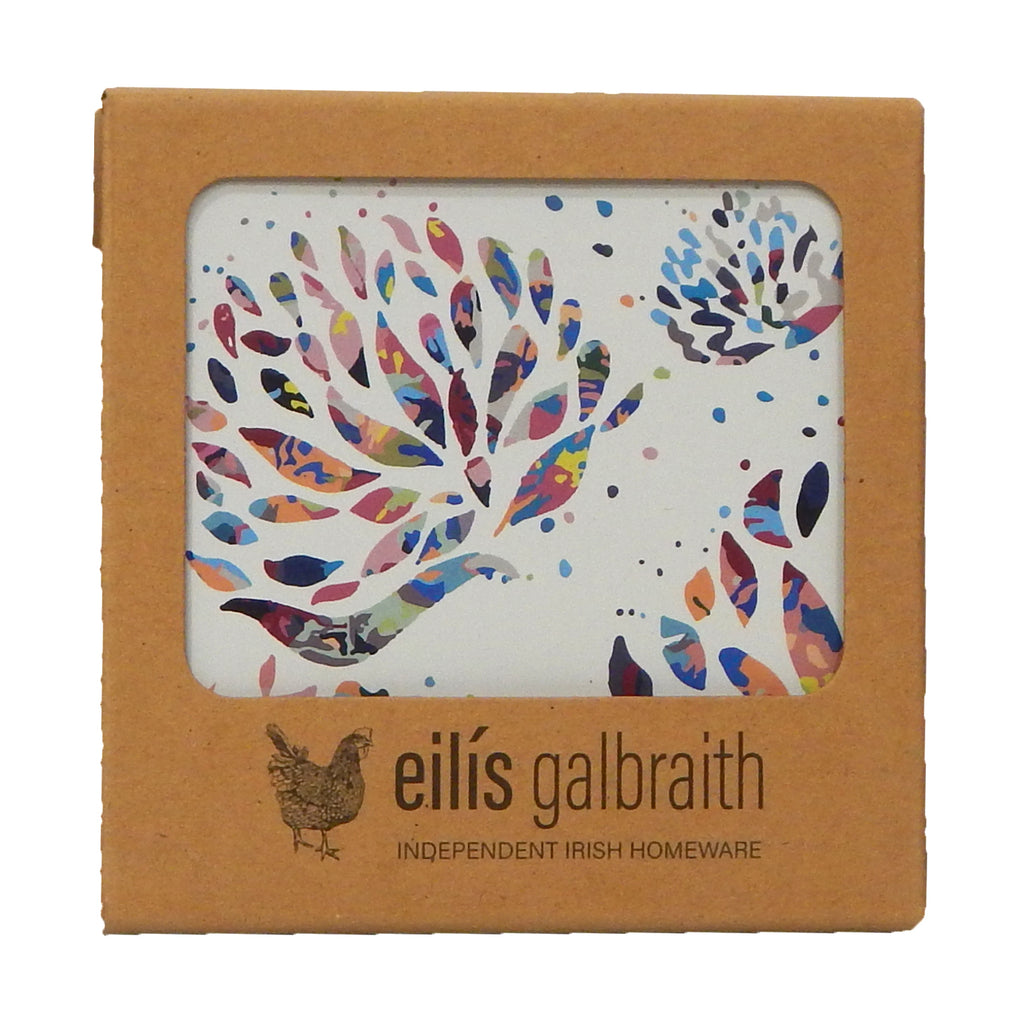 Eilis Galbraith 4 pack Dandi Coaster