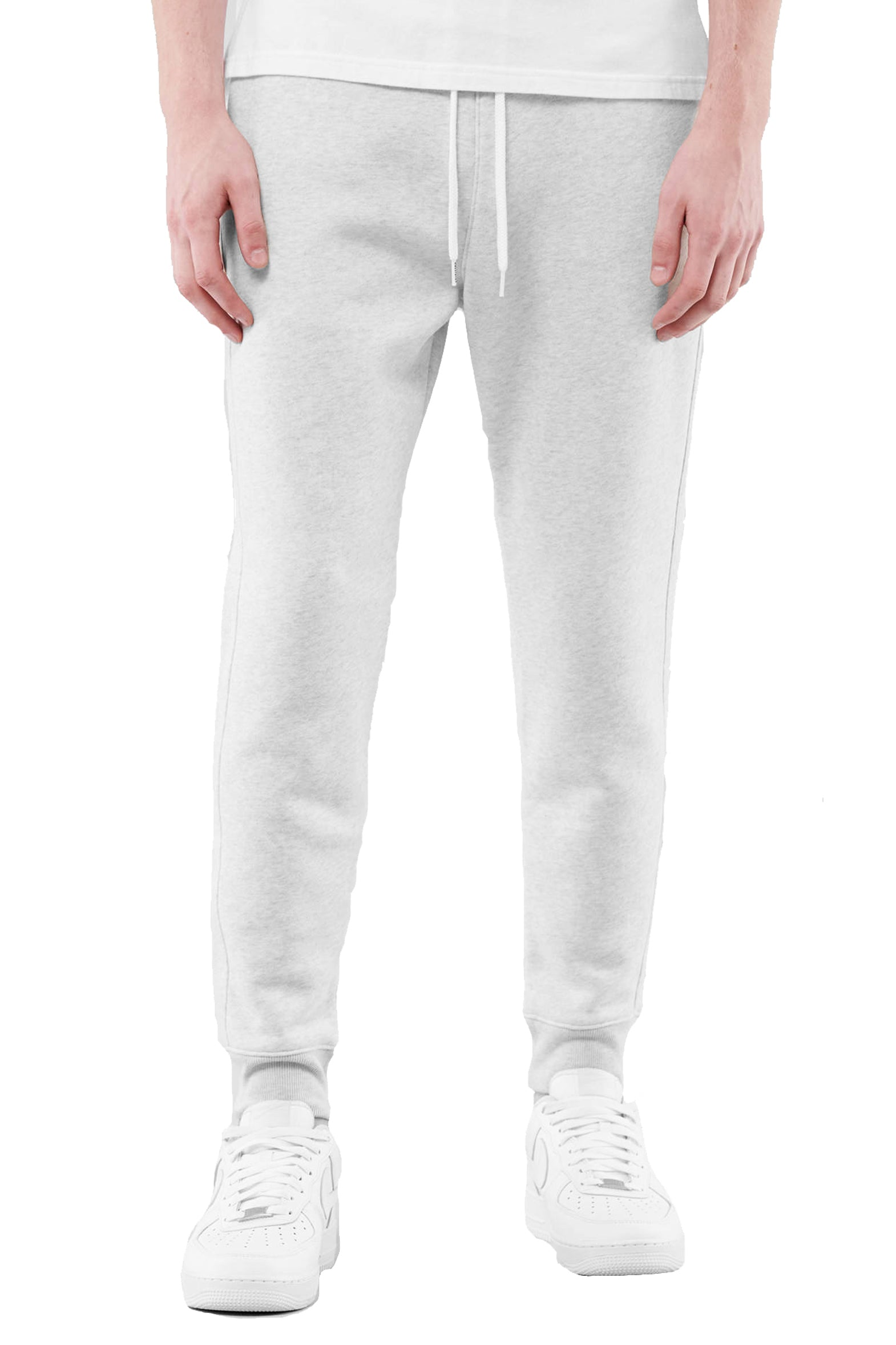 ET U Comfies | Slim Fit Joggers for Men | Gray