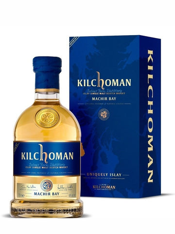 SINGLE MALT WHISKY KILCHOMAN - MACHIR BAY 46°