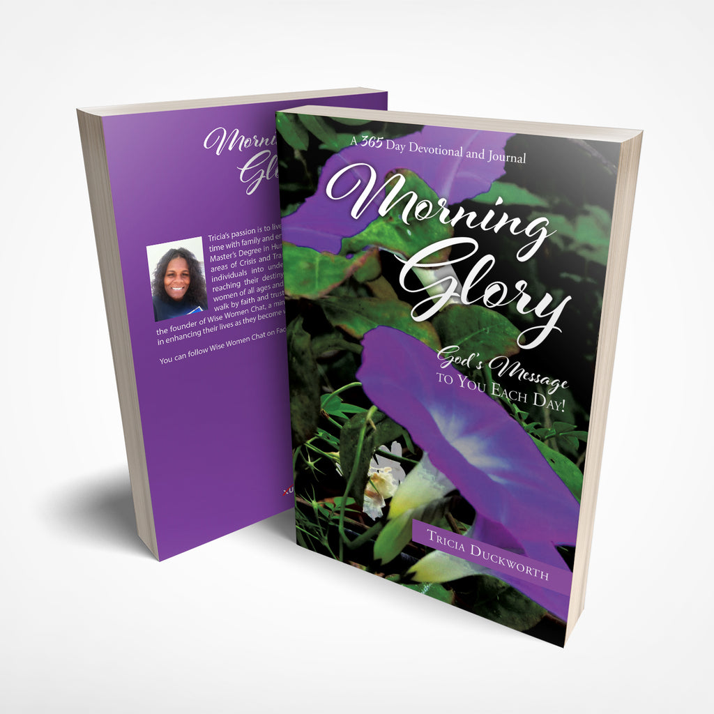 Morning Glory Book (NEW)