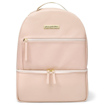Axis Backpack in Blush Leatherette-Inter-Mix-Petunia Pickle Bottom