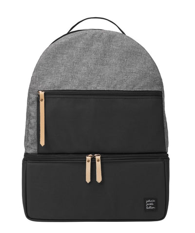 Axis Backpack in Graphite/Black-Inter-Mix-Petunia Pickle Bottom