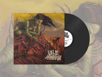 Vile Apparition - Depravity Ordained vinyl