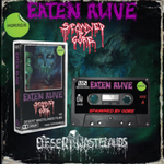 "Eaten Alive ""Spawned By Gore"" Cassette Tape"