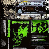 Sarcoughagus - Invoking Paranoia Second Press Cassette