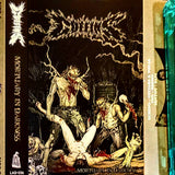 Coffins - Mortuary in Darkness Cassette