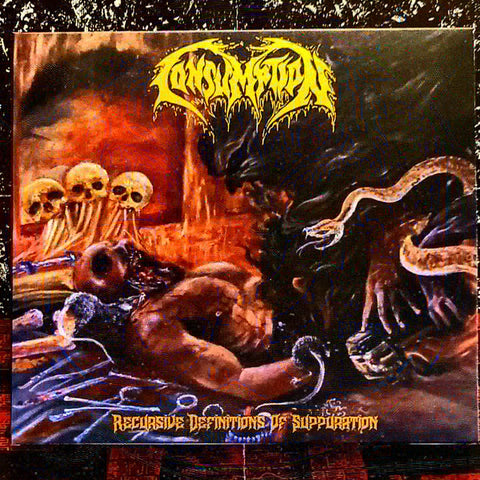 Consumption - Recursive Definitions of Suppuration CD