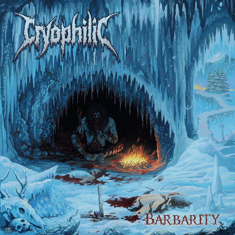 Cryophilic – Barbarity CD